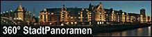 360° Stadt Panoramen